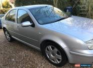 Volkswagen Bora 1.6 Manual 2002 Spares or Repairs for Sale