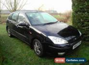 2003 (53) Ford Focus 1.8 Zetec 93000 miles good condition for Sale