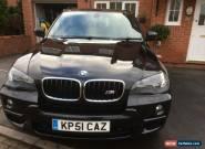 BMW X5 3.0D M SPORT - BLACK (Auto). for Sale