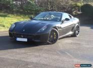 Ferrari: 599 6.0 F1 GTB Fiorano 2dr for Sale