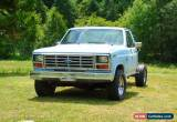 Classic 1984 Ford F-250 2 door pickup for Sale