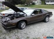 1984 Chevrolet Camaro Base Coupe 2-Door for Sale