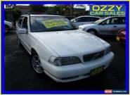 2000 Volvo S70 2.4 20V SE White Automatic 5sp A Sedan for Sale