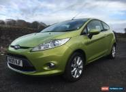Ford Fiesta Zetec 1.2 Petrol 3 Door for Sale