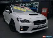 2014 Subaru WRX MY15 (AWD) White Automatic 8sp A Sedan for Sale