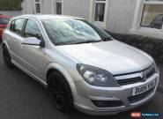 "2005 VAUXHALL ASTRA SRI+ 1.8 EXT PACK, BARGAIN, 2 OWNER CAR, NICE 18"" ALLOYS for Sale"