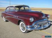 1952 Buick Other Model 41D for Sale