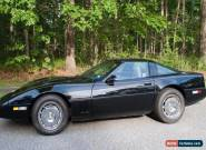 1984 Chevrolet Corvette 2 door coupe for Sale