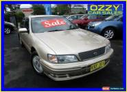 1997 Nissan Maxima A32 30G Gold Automatic 4sp Automatic Sedan for Sale