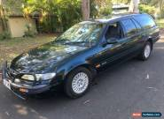 FORD EF SR 11  FAIRMONT 7 SEAT  WAGON 1996 ONLY 199,876 KLMS for Sale