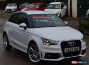 2013 62 AUDI A1 2.0 TDI S LINE 3D 143 BHP DIESEL for Sale