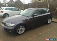 54 plate BMW 1 series 120i Sport 78k FSH Leather seats, Long MOT LOW milage for Sale