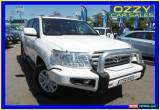Classic 2008 Toyota Landcruiser VDJ200R Sahara (4x4) White Automatic 6sp A Wagon for Sale