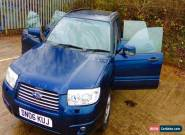Subaru Forester 2.0 4x4 5d for Sale