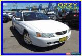 Classic 2003 Holden Commodore VY II Silver Anniversary White Automatic 4sp A Sedan for Sale