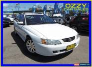 2003 Holden Commodore VY II Silver Anniversary White Automatic 4sp A Sedan for Sale