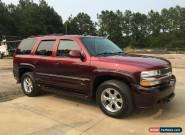 2005 Chevrolet Tahoe LT Sport Utility 4-Door for Sale