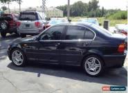 2001 BMW 3-Series Base Sedan 4-Door for Sale