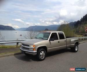 Classic 2000 Chevrolet C/K Pickup 3500 for Sale