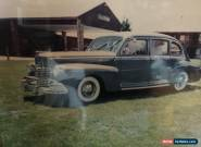 1947 Lincoln MKZ/Zephyr for Sale