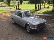 1978 Mercedes 450SLC for Sale
