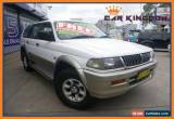 Classic 1999 Mitsubishi Challenger PA Automatic 4sp A Wagon for Sale