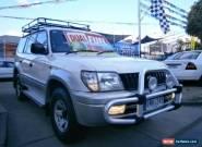 1999 Toyota Landcruiser Prado VZJ95R GXL (4x4) Automatic 4sp A Wagon for Sale