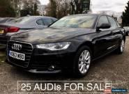 2013 Audi A6 Saloon 2.0 TDI SE 4dr for Sale