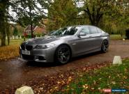 2010 BMW 550i 4.4 LITRE V8 TWIN TURBO SUPERCAR 467 BHP M M5 REPLICA SHOWCAR for Sale