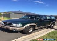 Ford Explorer  4X4 Green, Near New Chunky Off Road Tyres 7 Months Rego  for Sale