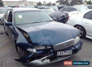 holden VS statesman 5.0 auto damaged front easy repair duel fuel LPG gas system  for Sale