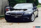 Classic 2012 '12' BMW 5 SERIES 3.0 530D M SPORT 4D DIESEL for Sale
