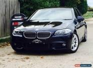 2012 '12' BMW 5 SERIES 3.0 530D M SPORT 4D DIESEL for Sale