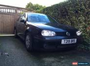 Golf 1.6s MK4 (99) spares or repair for Sale