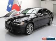 2013 Audi A6 Premium Plus Sedan 4-Door for Sale