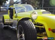 Lotus: Super Seven Brunton SuperStalker for Sale