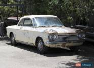1964 Corvair Monza Coupe Parts Car, Classic Left Hand Drive for Sale