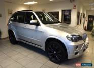 2009 BMW X5 3.0 35d M Sport xDrive 5dr for Sale