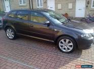 2007 AUDI A3 SPECIAL EDITION TDI GREY for Sale