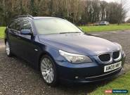 2008 BMW 520D SE TOURING AUTO, Good spec for Sale
