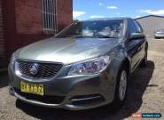 2013 VF HOLDEN COMMODORE EVOKE SPORTS WAGON AUTO  for Sale