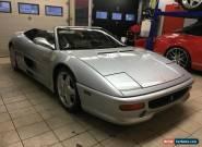 1999 Ferrari 355 SPIDER F-1 for Sale