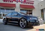 Classic 2013 Audi S8 Base Sedan 4-Door for Sale