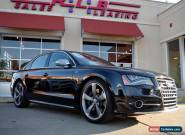 2013 Audi S8 Base Sedan 4-Door for Sale