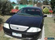 FORD 2001 AU11 WAGON for Sale
