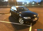BMW 120I SPORT BLACK  1 2 3 4 5 SERIES F20 M SPORT 2004 LONG MOT  for Sale
