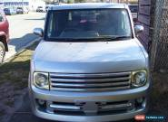 nissan cube rider for Sale