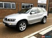 2003 BMW X5 3.0 DIESEL SPORT SILVER - 88K MILES WARRANTED - NAV - LEATHER !!!! for Sale
