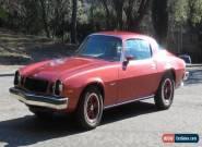 1976 Chevrolet Camaro Base Coupe 2-Door for Sale