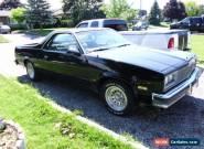 Chevrolet: El Camino 2 door for Sale